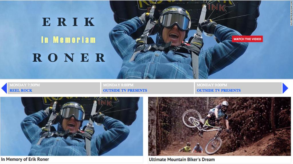 'Nitro Circus' daredevil killed in skydiving accident
