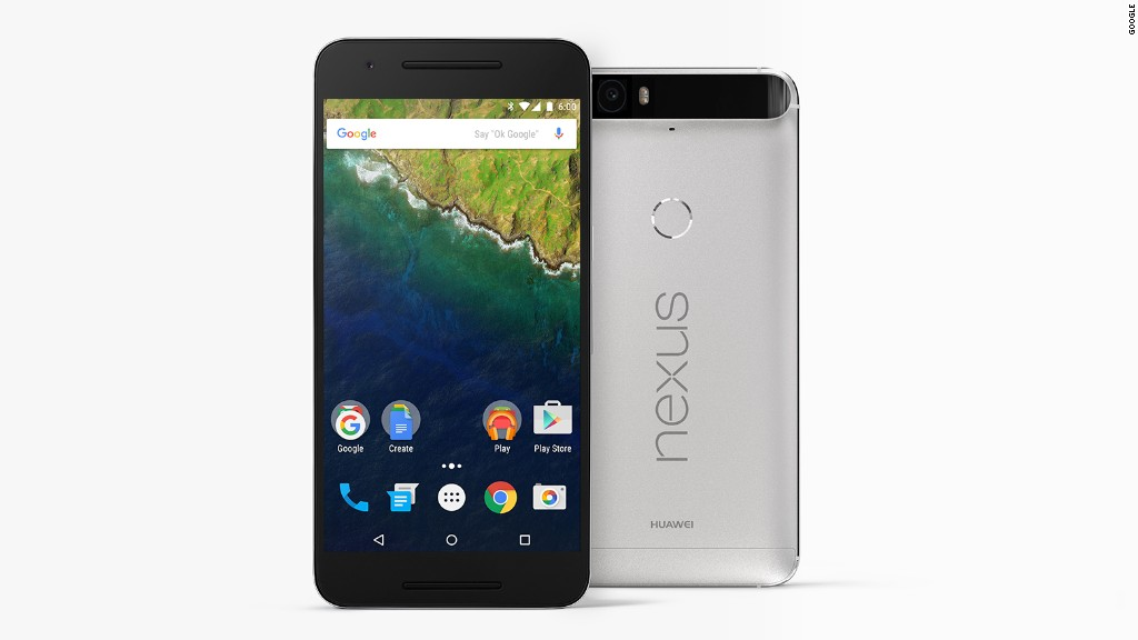 Google's new phones, tablet in :90