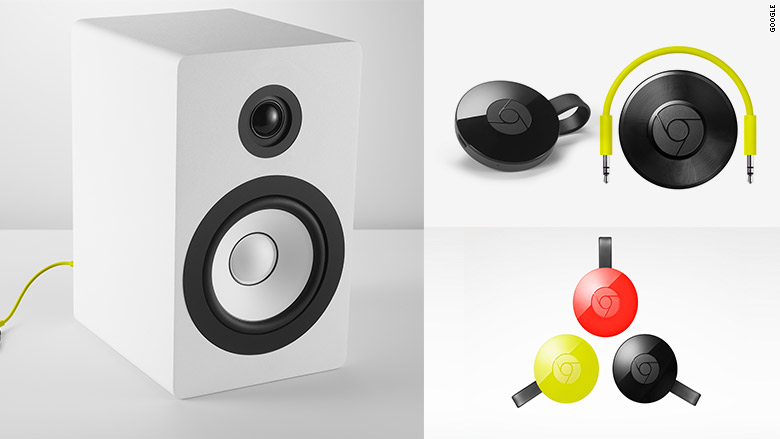 chromecast devices