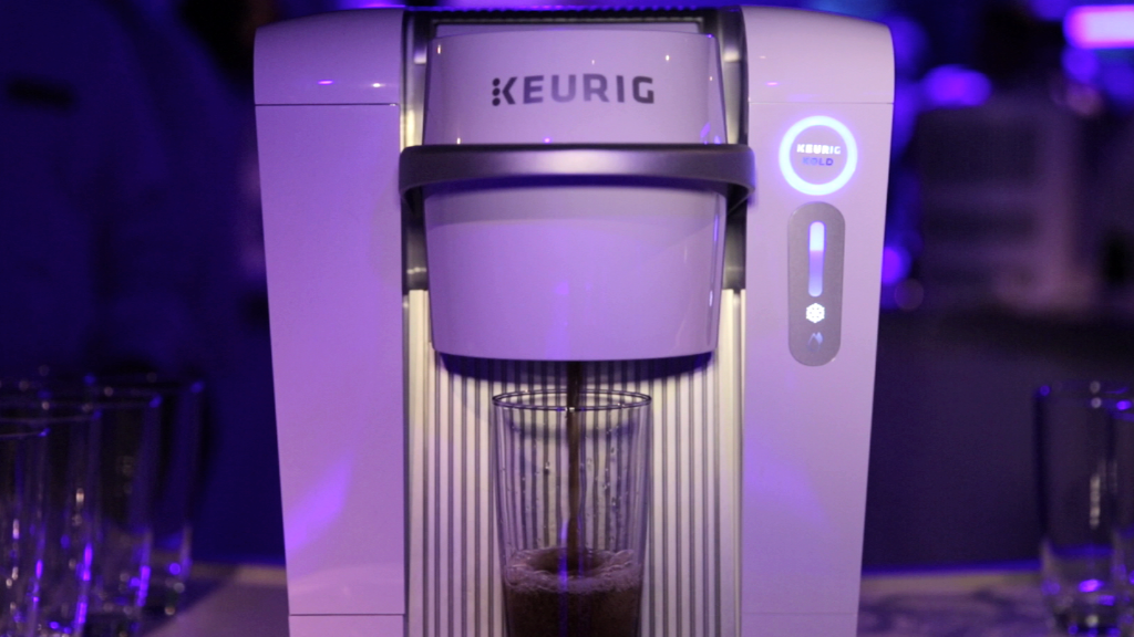 Meet the Keurig Hail Mary: Soda