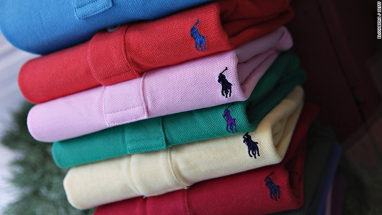 ralph lauren polo stack