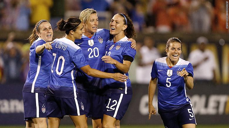 women us national soccer