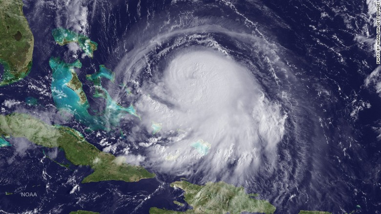 Hurricane Joaquin storm stocks