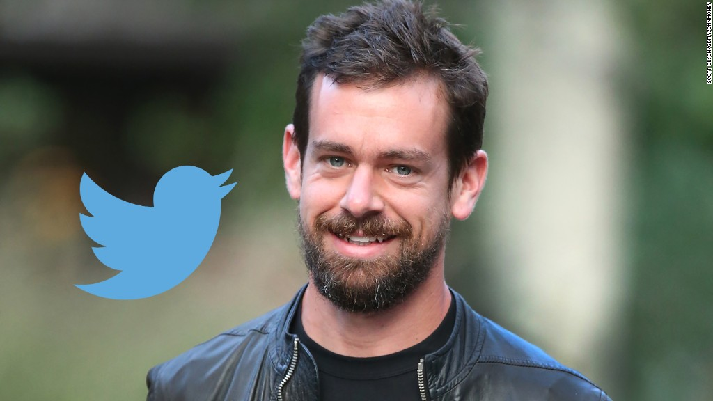 Jack Dorsey takes helm at Twitter