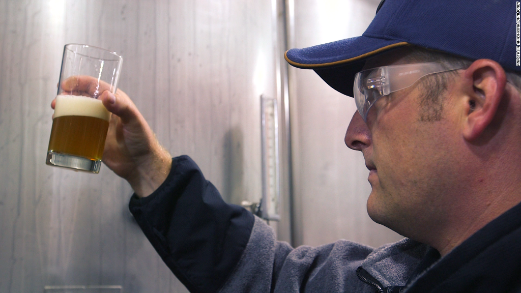 Meet the guy who invents new beers for Anheuser-Busch