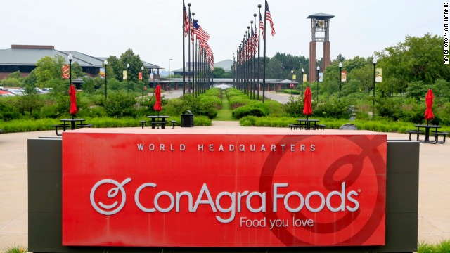 Slim Jim maker ConAgra to cut 1,500 jobs and move to Chicago