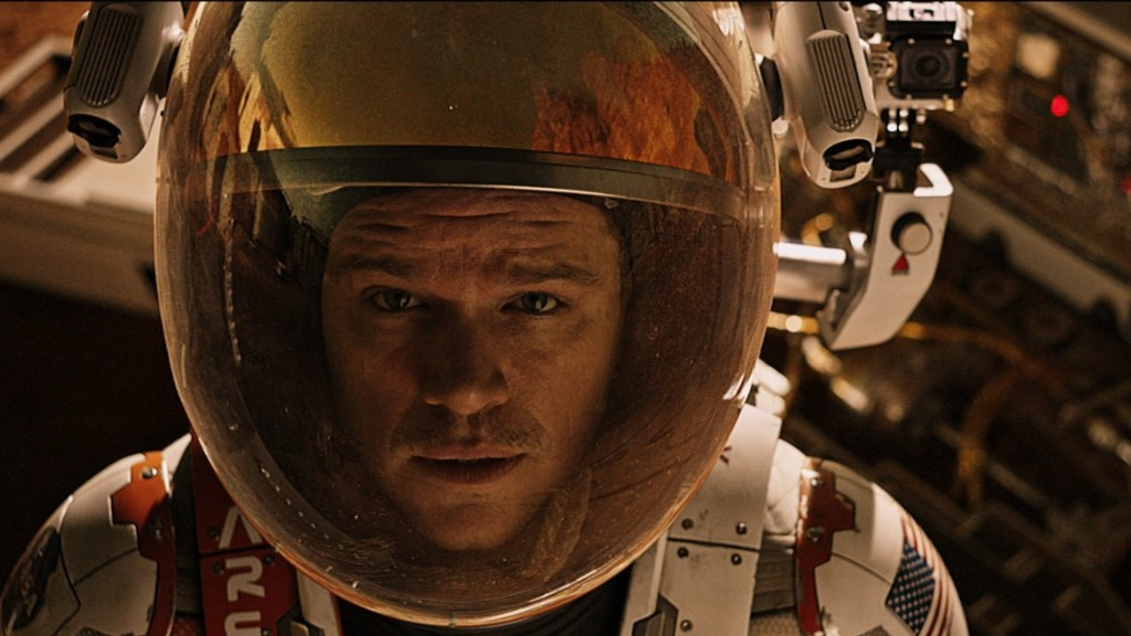 'The Martian' and NASA's technology have some things in common