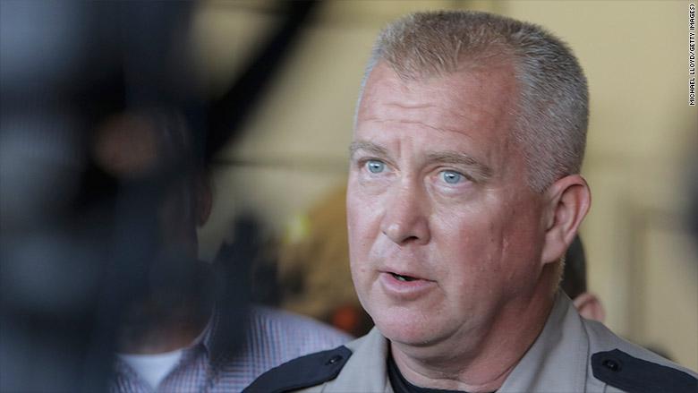 sheriff john hanlin