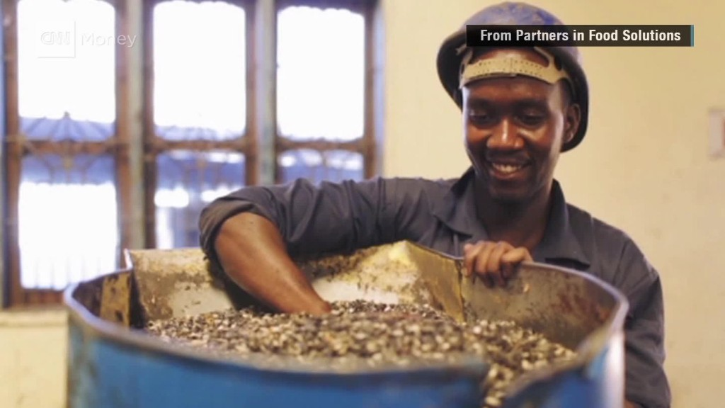 How General Mills is helping Africa feed more people