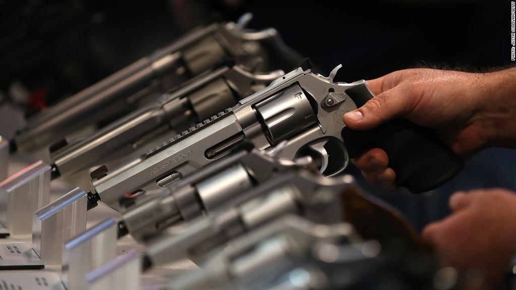 Gun stocks in focus again after college shooting