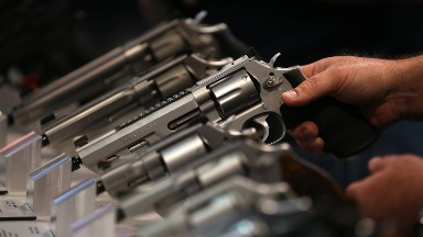 Gun stocks in focus again after college shooting