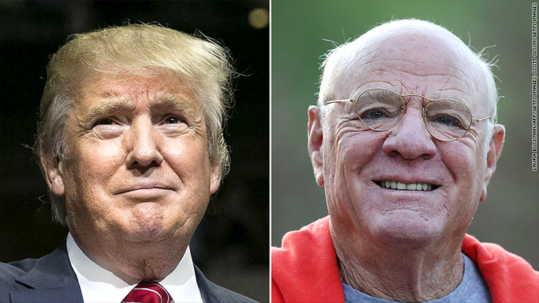 Barry Diller Says Hell Leave The Country If Trump Is Elected President
