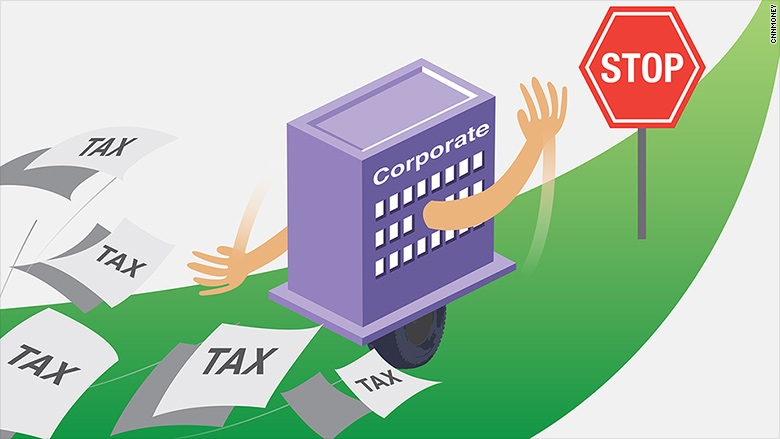 corporate tax cheats