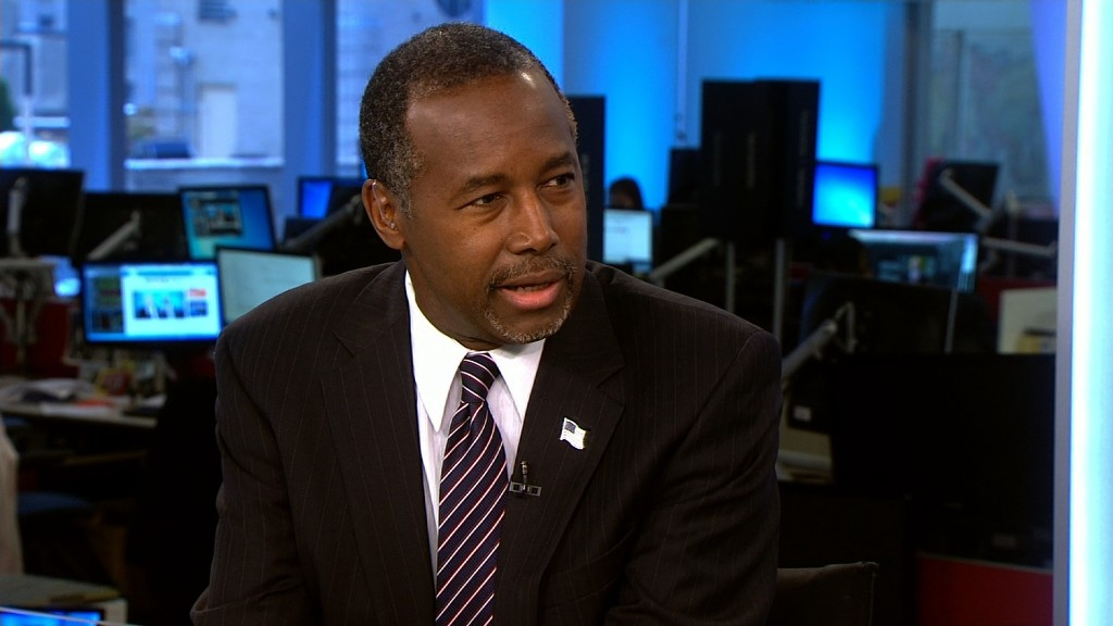 Ben Carson on Rupert Murdoch: He's not a racist
