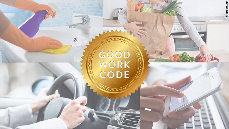 good work code