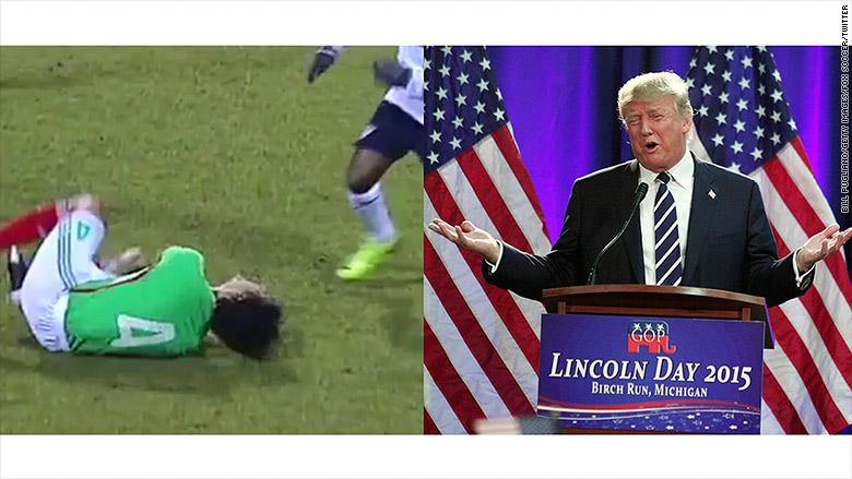 donald trump fox soccer