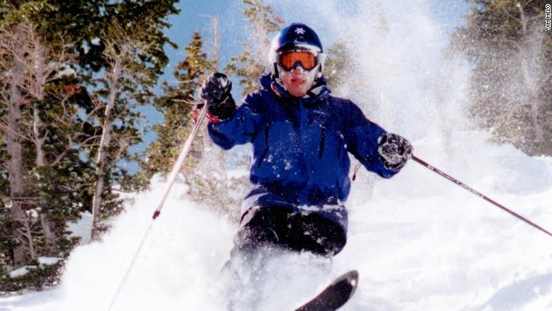 jim melo ski slope