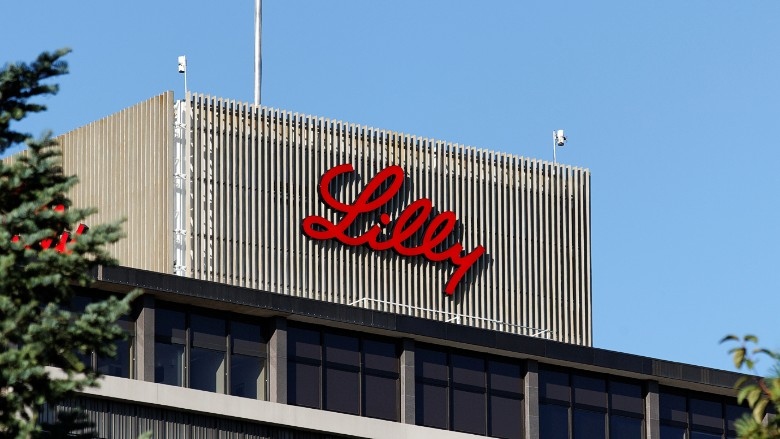 Eli Lilly heart drug
