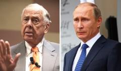 Putin's air strikes in Syria stir up oil prices