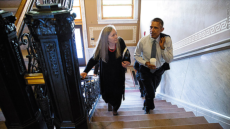 Obama Marilynne Robinson