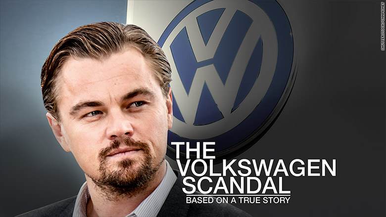 volkswagen leonardo dicaprio movie