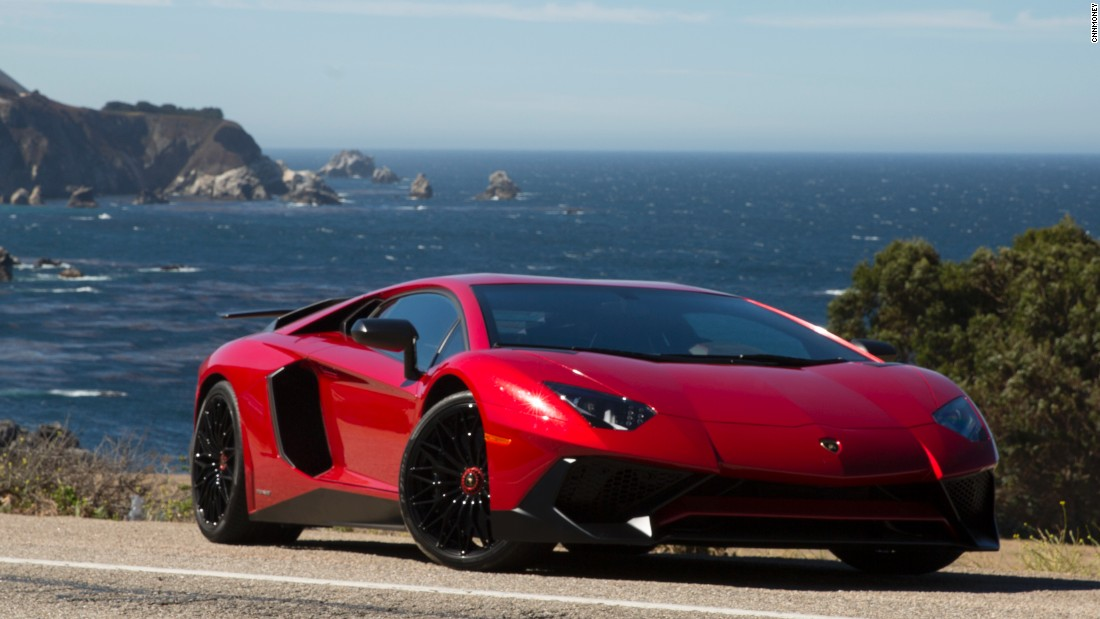 This Is The Fastest Lamborghini Ever