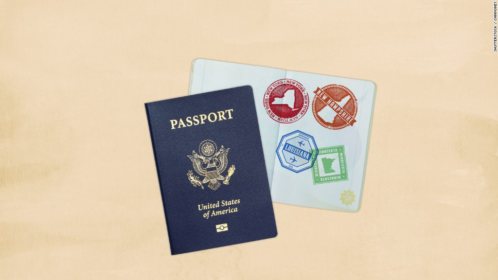 You may need a passport to fly domestic