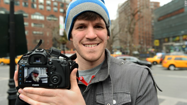Thumbnail for Humans of New York creator: Try working less