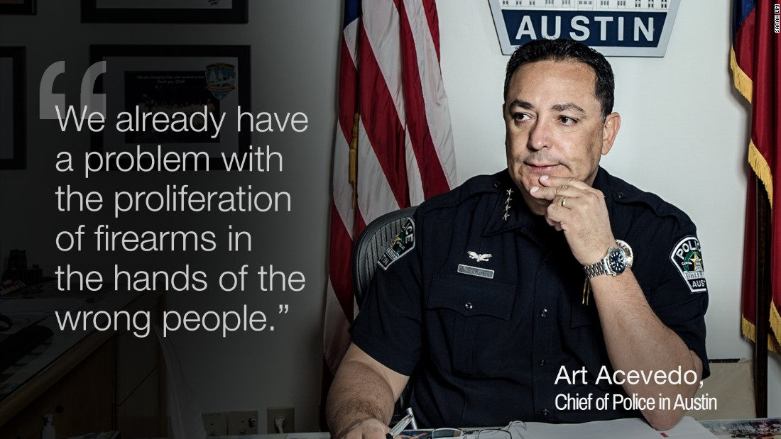 police chief gallery acevedo