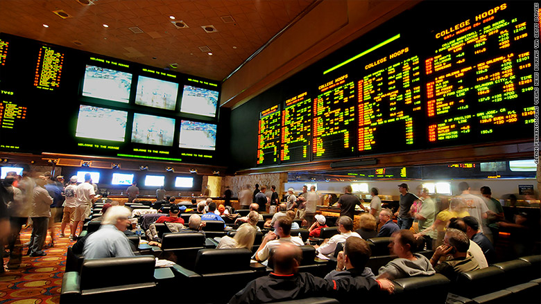 sports book las vegas