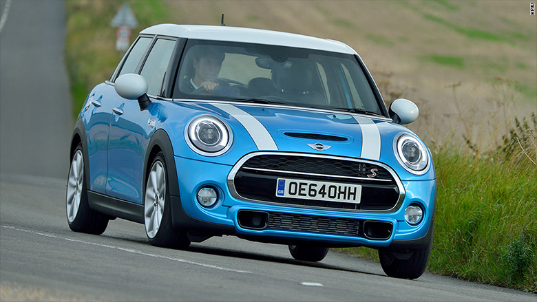 10. mini - 10 most reliable car brands - consumer reports - cnnmoney