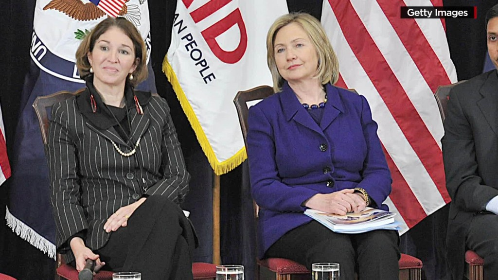 Hillary Clinton friend: 'She's not doing it to be president'