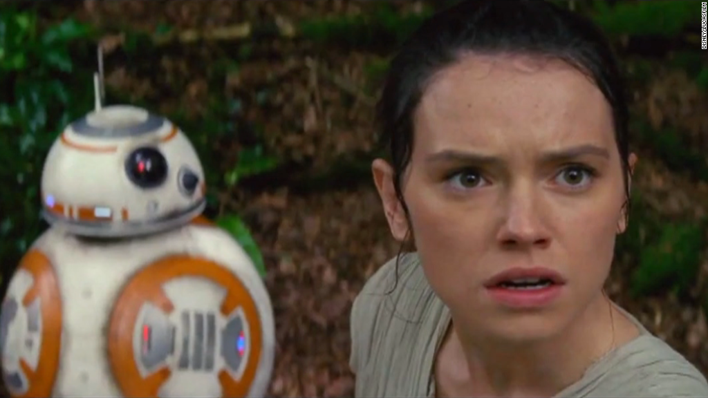 Watch the trailer... for the trailer... for the new 'Star Wars' movie