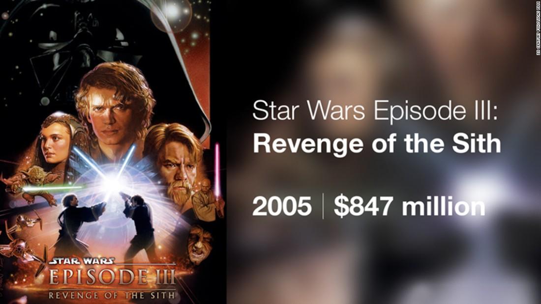star wars revenge of the sith 2