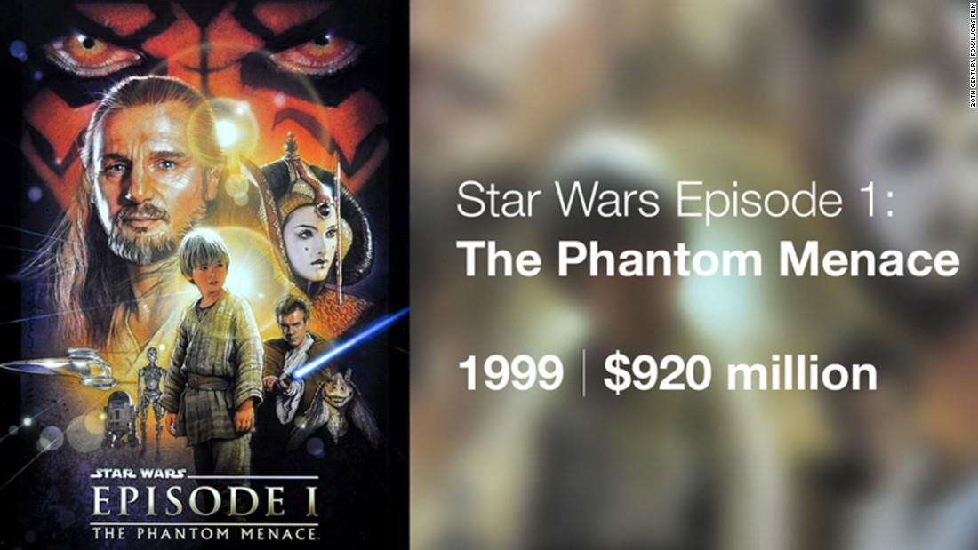 star wars the phantom menace 2