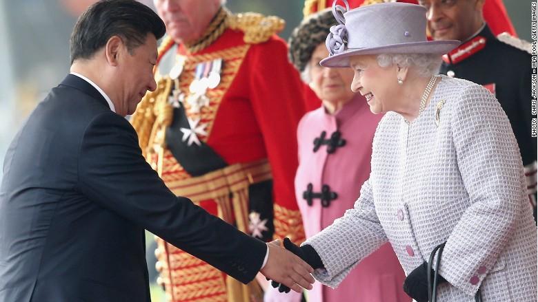 Xi Jinping Queen