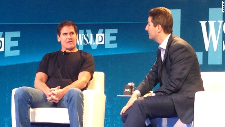 mark cuban wsjd2015