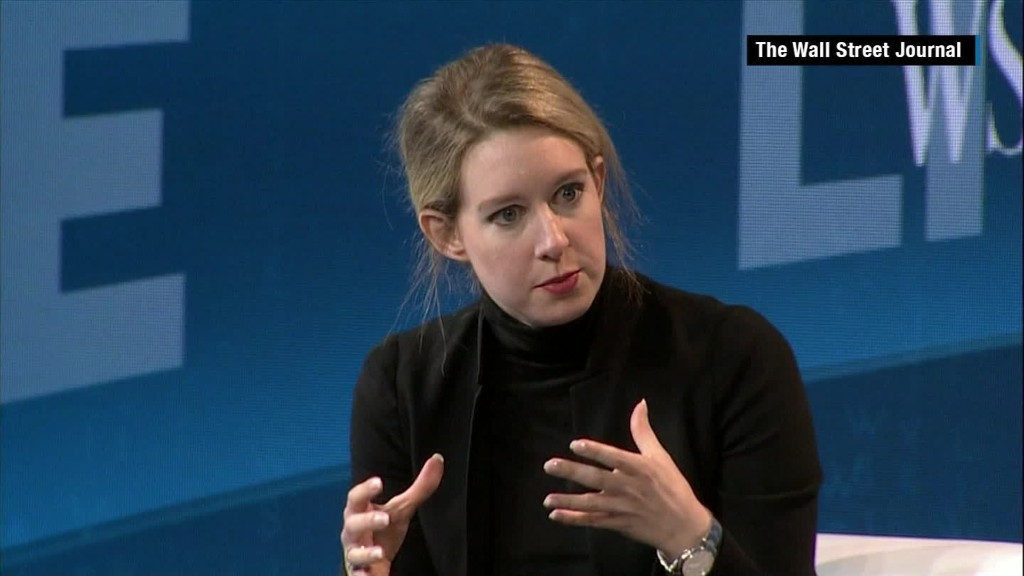Theranos CEO defends company