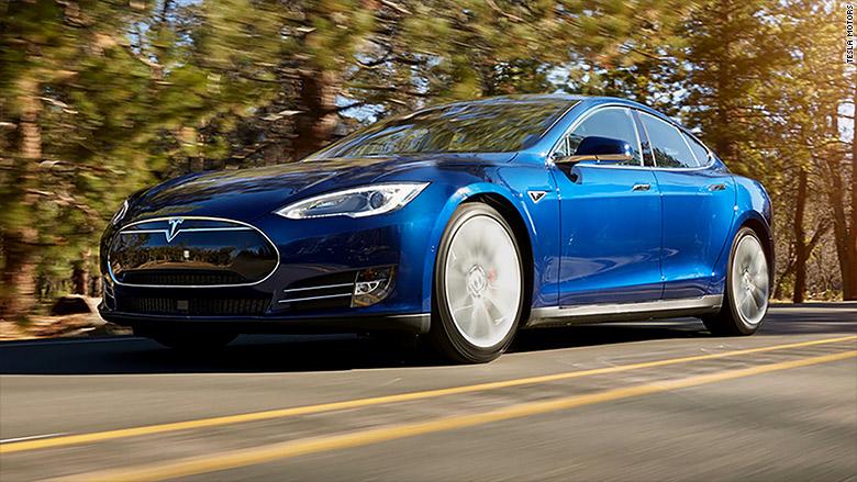 Tesla Beats Ferrari Lamborghini Bugatti