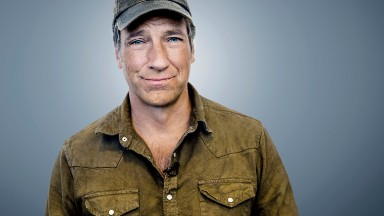 Mike Rowe and the history of 'freelance'