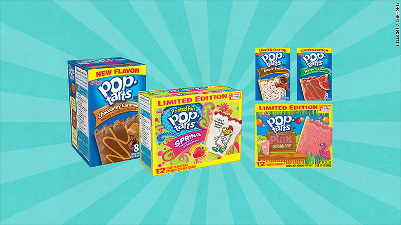 pop tart new flavors