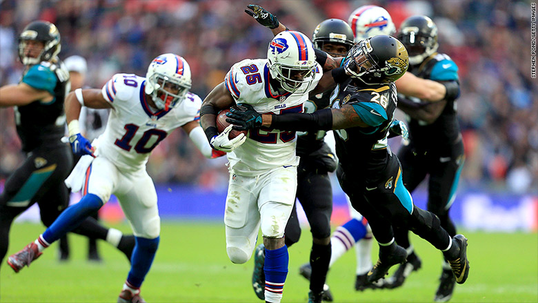 buffalo bills jaguars nfl yahoo