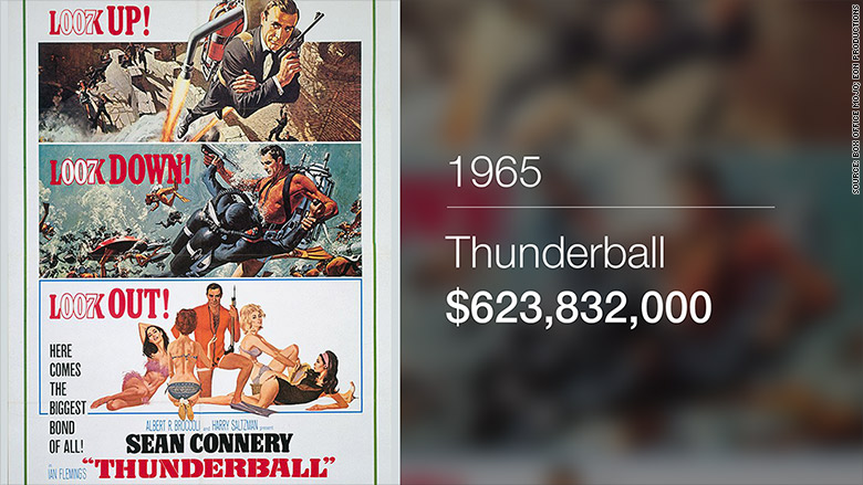 bond movies thunderball