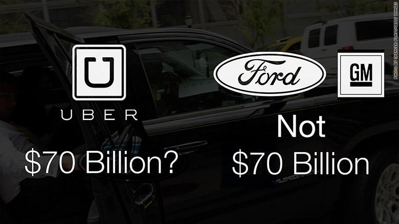 uber 70 billion