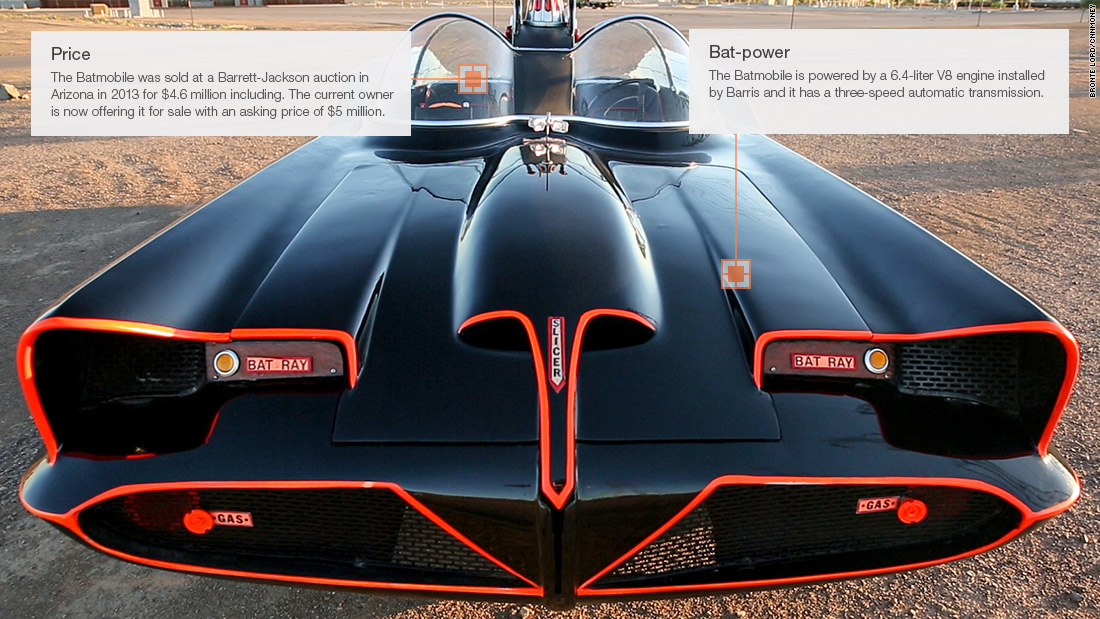 batmobile front end