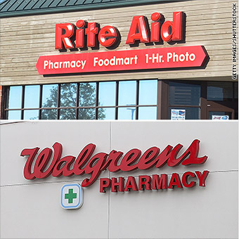 Walgreens finally buys Rite Aid stores in a diminished deal