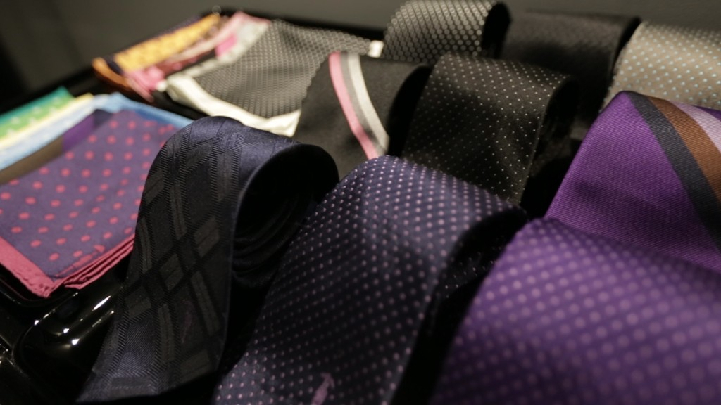 A Gentleman's Guide to ties
