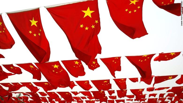 china flag economy