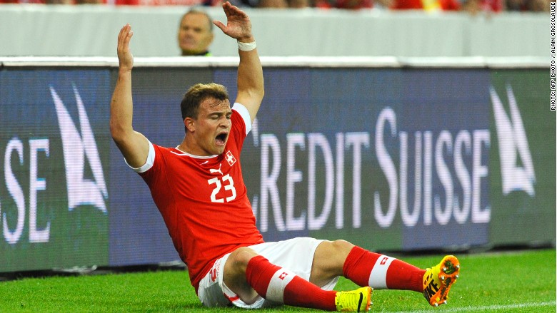Credit suisse football