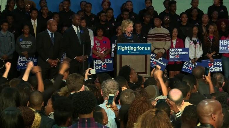 Hillary Clinton Atlanta